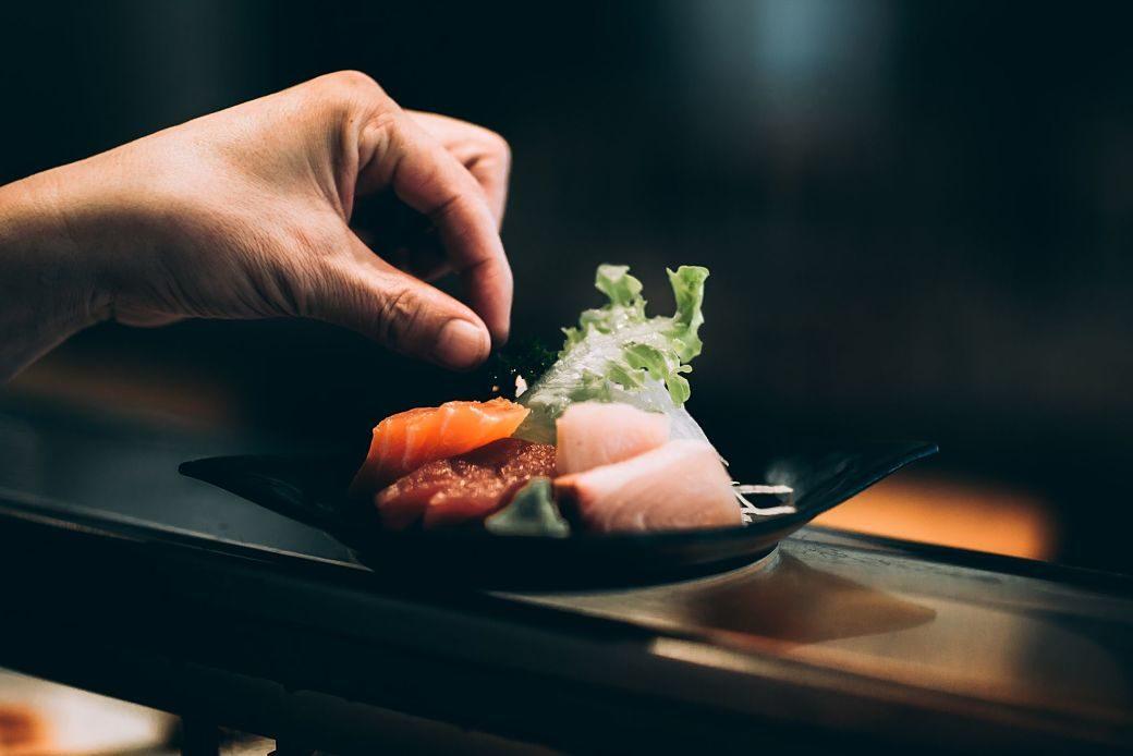 El secreto de cortar pescado en Japón