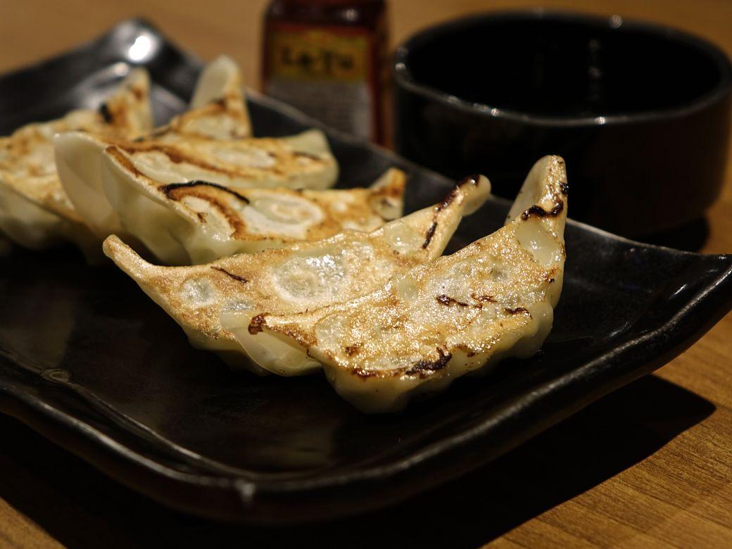 recetas japonesas fáciles, empanadillas gyoza