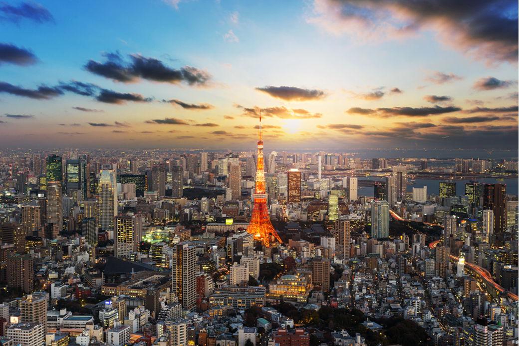 Tokyo capital del periodo Edo