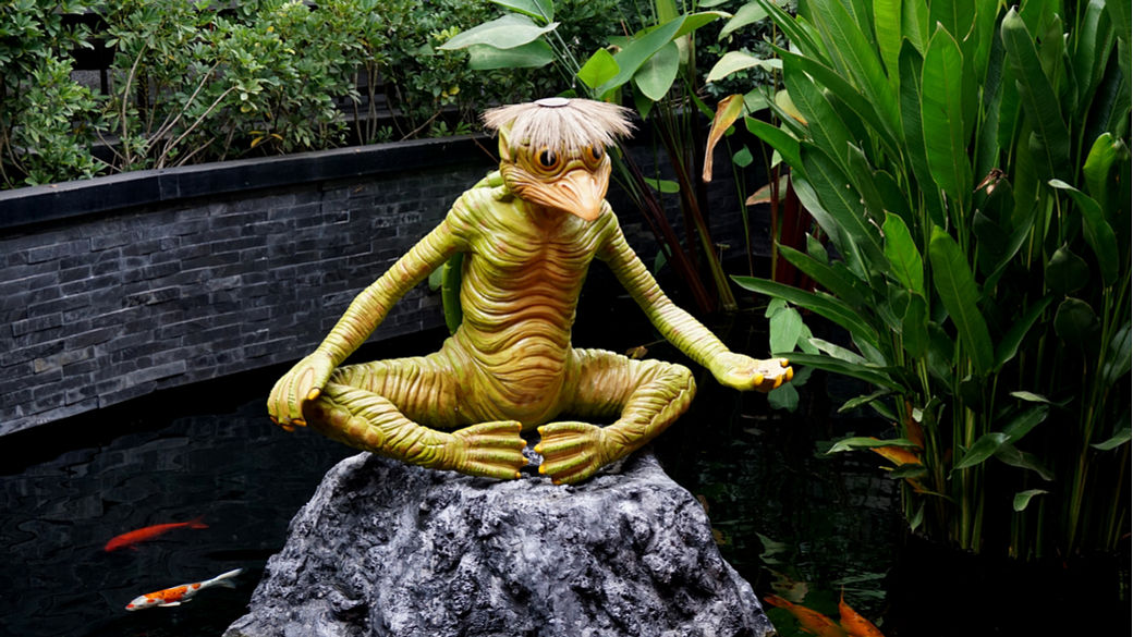 Seres mitológicos japoneses: el kappa