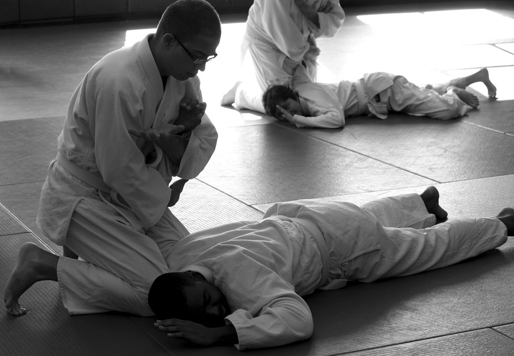 Artes marciales japonesas práctica del aikidô