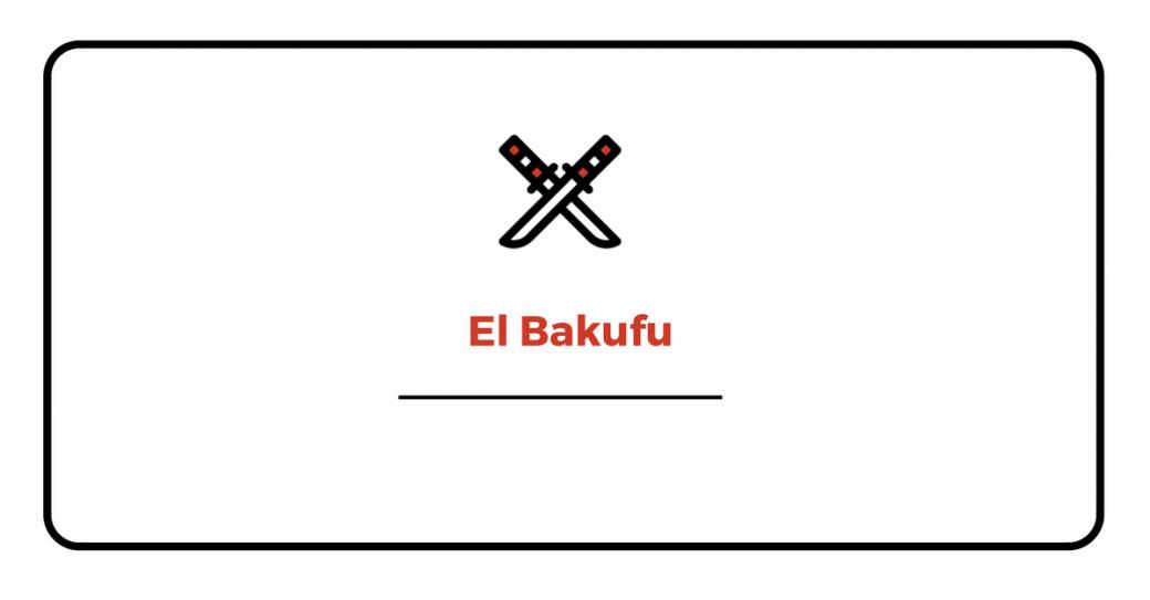 Bakufu