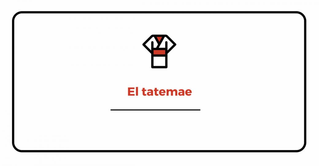 Concepto tatemae