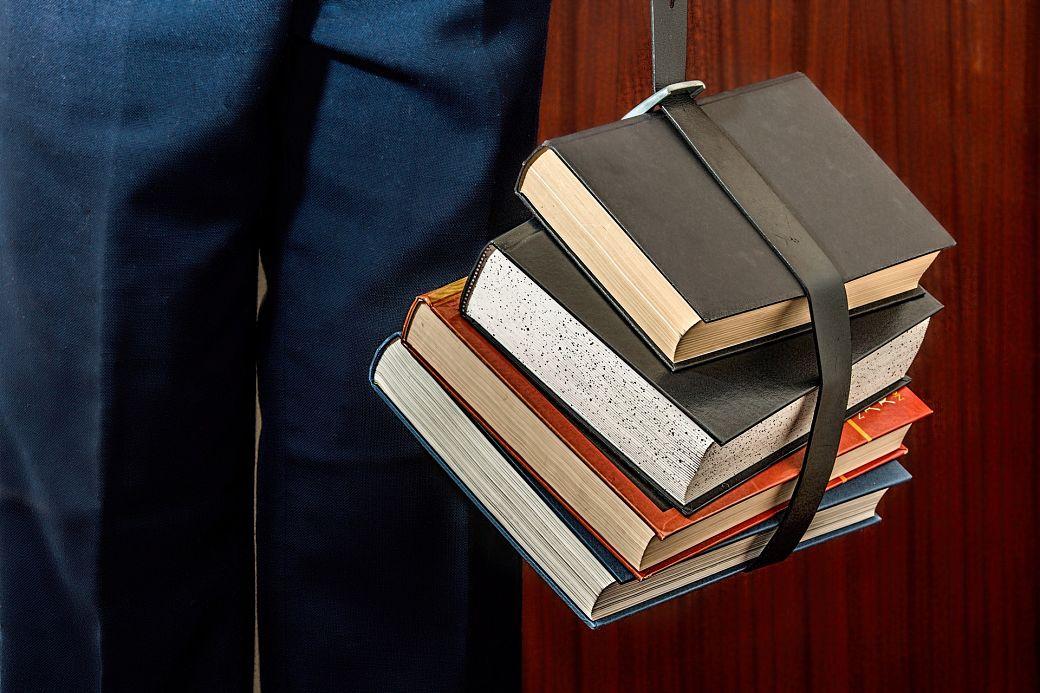 Examen oficial de japonés, libros de estudio
