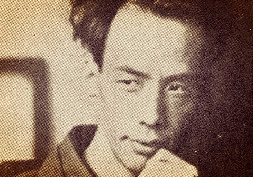 Foto Akutagawa Ryûnosuke
