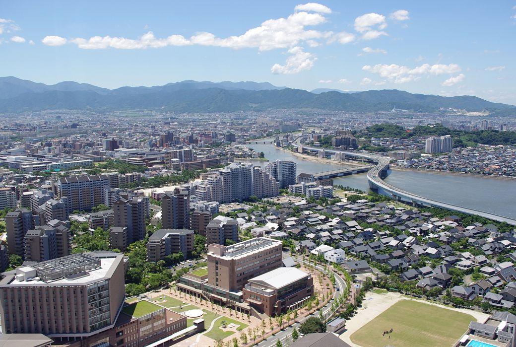 Buscar trabajo en Japón, Fukuoka
