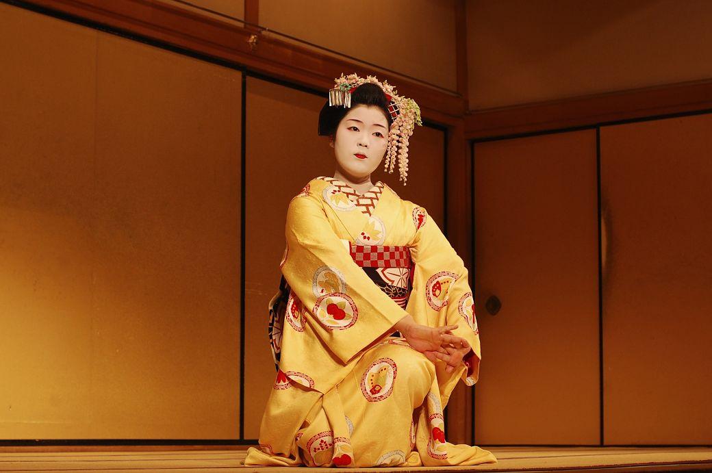 Representación teatro kabuki