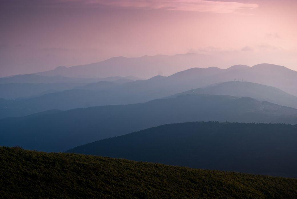 Paisaje naturaleza Japón