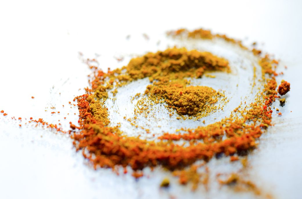 Especies de curry