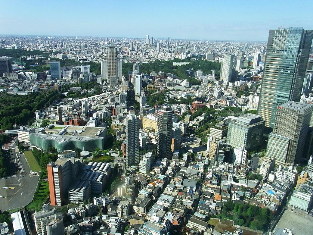 Qué visitar en Tokio por primera vez, barrio de Roppongi