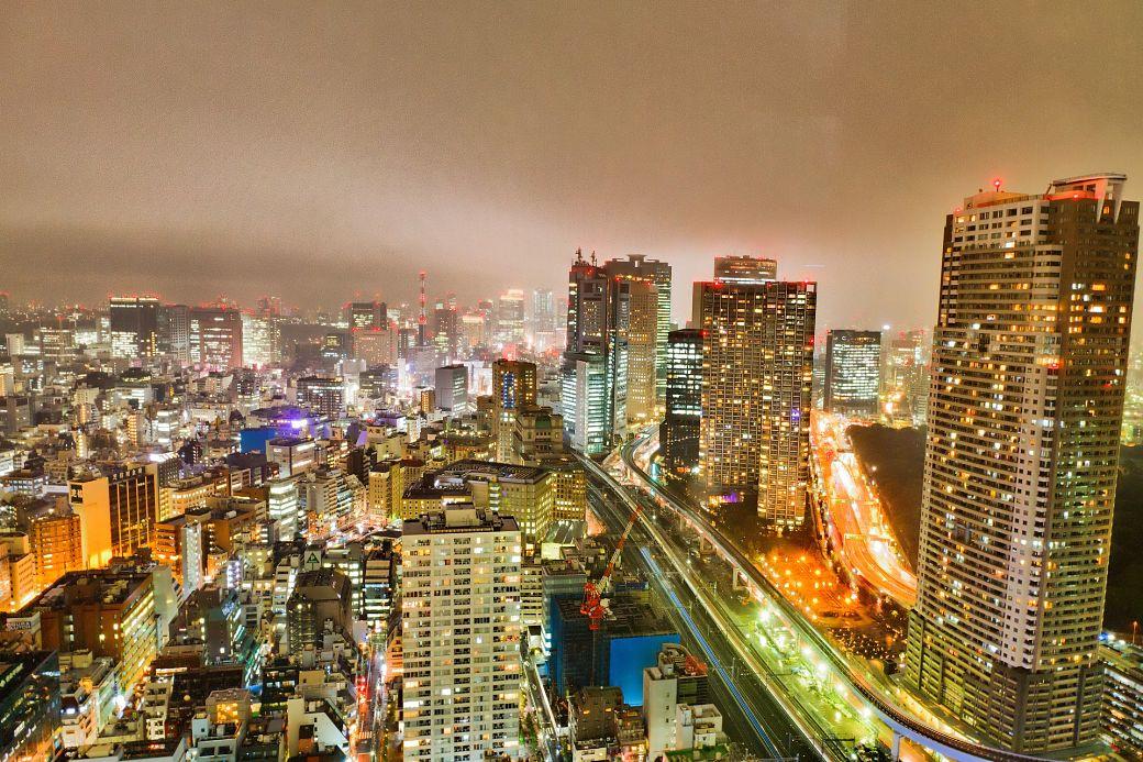 Qué visitar en Tokio por primera vez