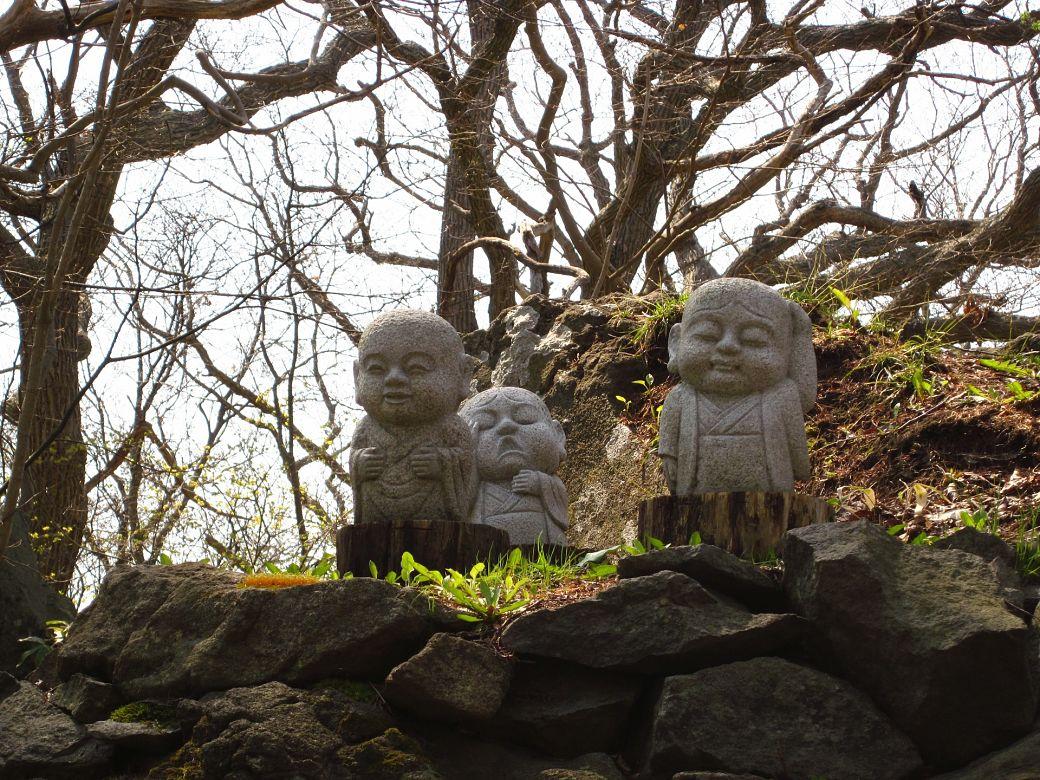 Estatuas de Jizo