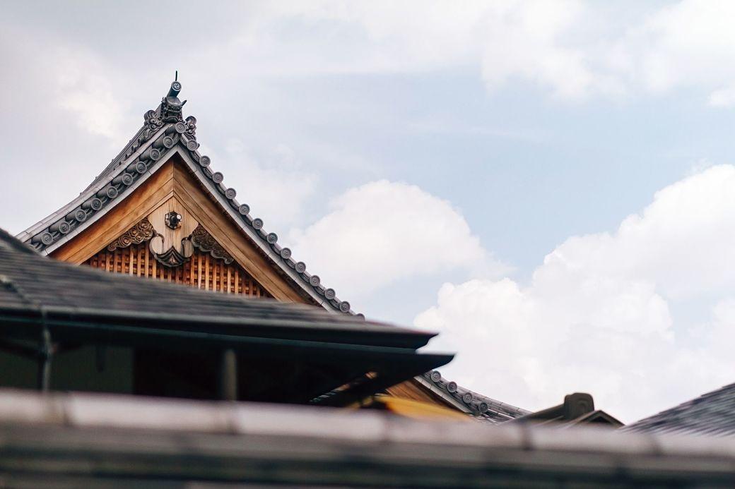 Templo budista en Japón