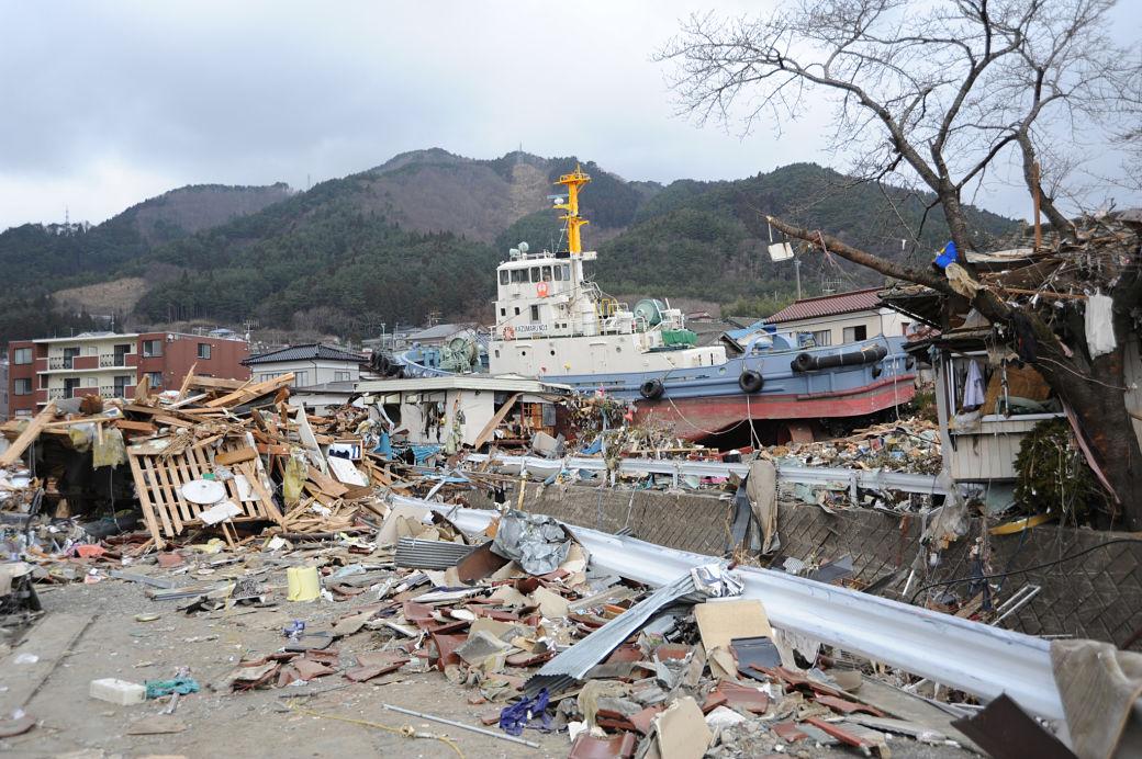 Terremotos en Japón, marzo de 2011