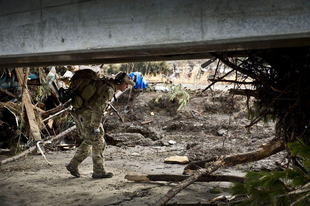 Ayuda humanitaria terremotos en Japón