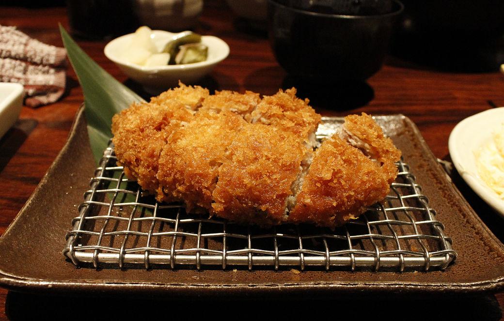 Receta japonesa tonkatsu