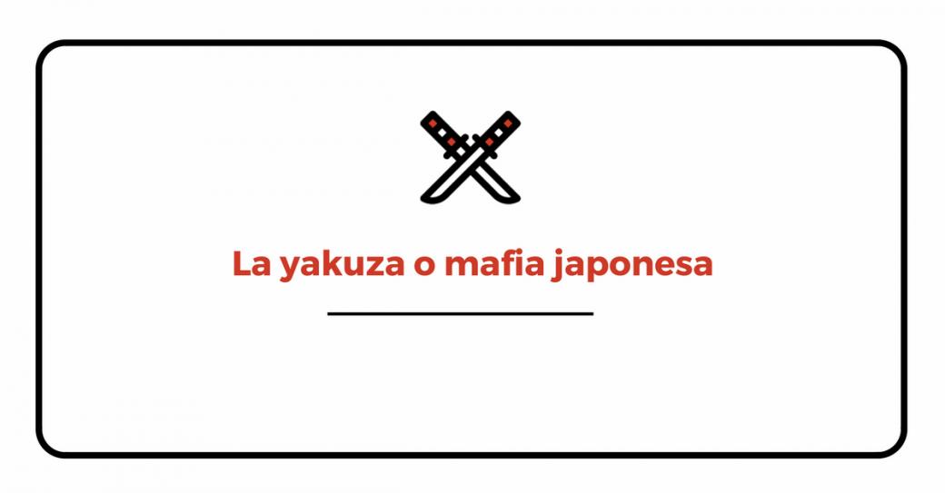 yakuza japonesa