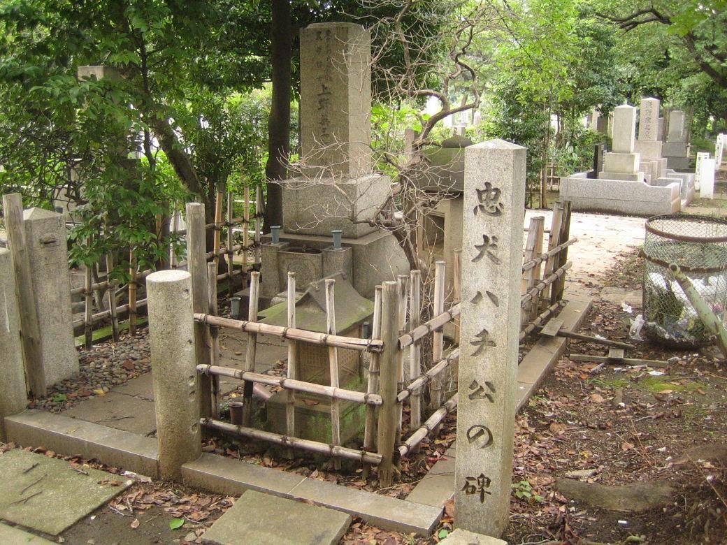 Tumba del profesor Hidesaburô Ueno