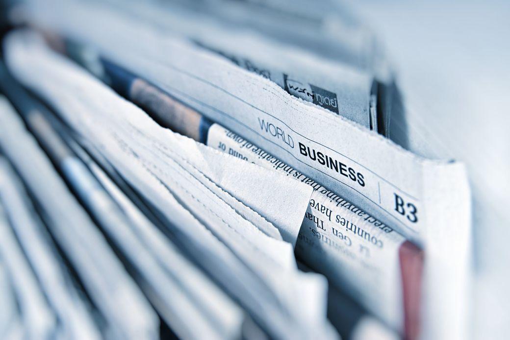 Periódicos en Japón