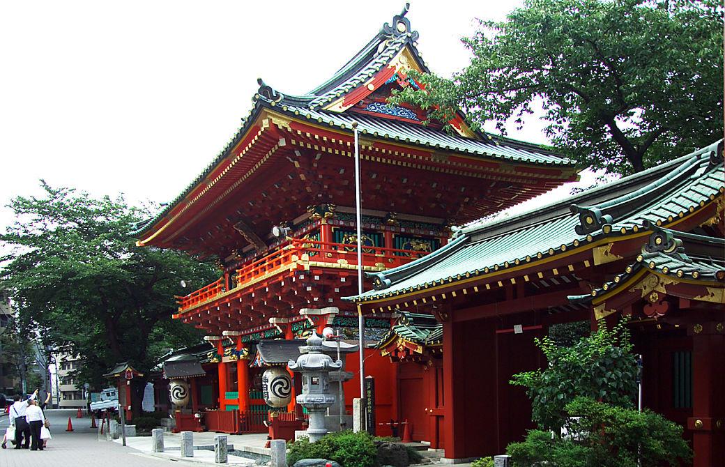 Santuario Kanda-Myôjin