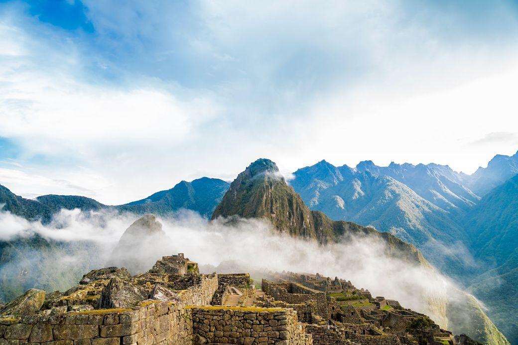 Montañas peruanas