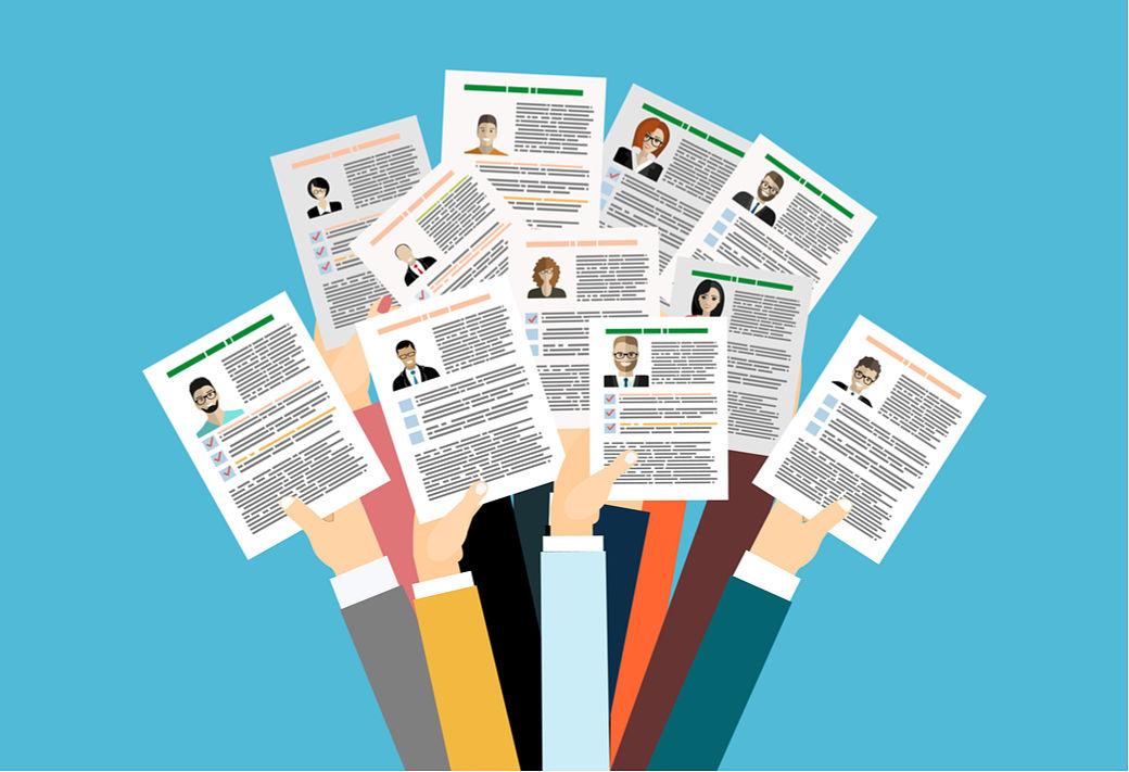 Ilustración currículums