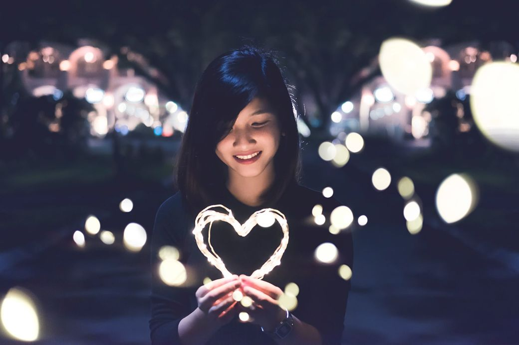 Japoneses y el amor