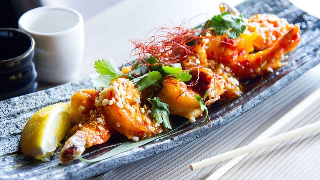 Receta del restaurante japonés Watatsumi en Barcelona