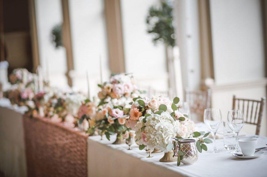 Centros de flores ara boda