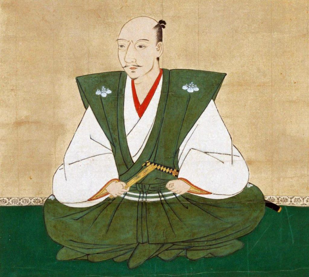 Retrato de Od Nobunga