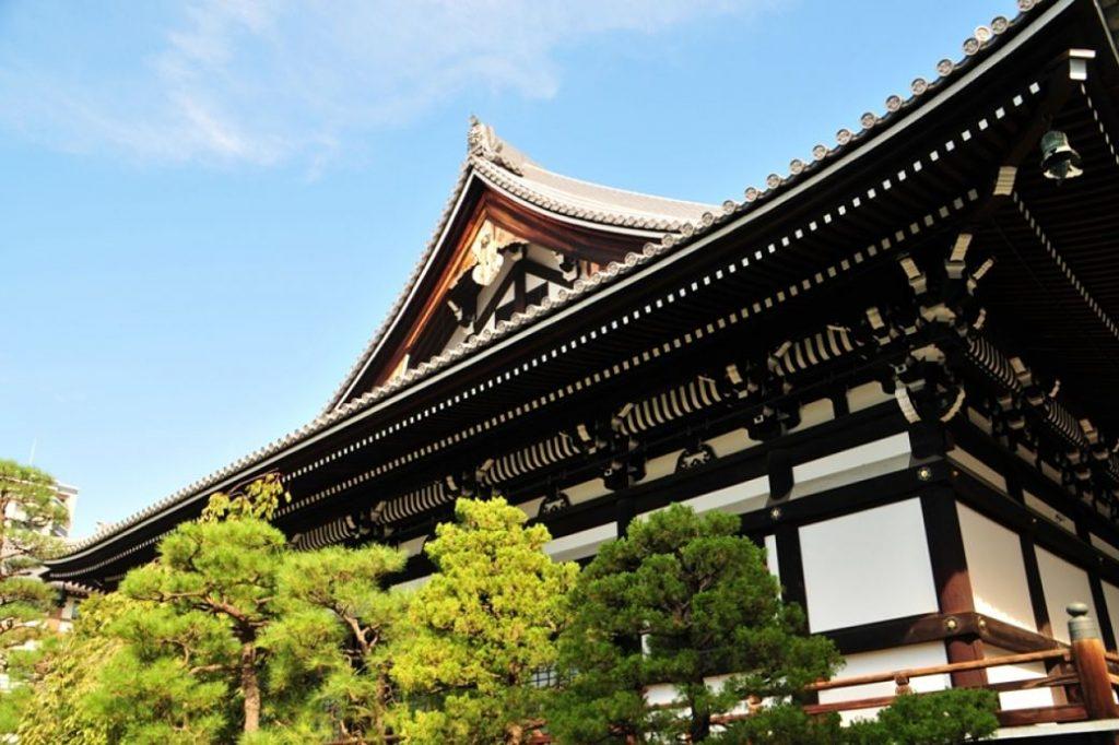 Templo Honnô-ji en Kioto
