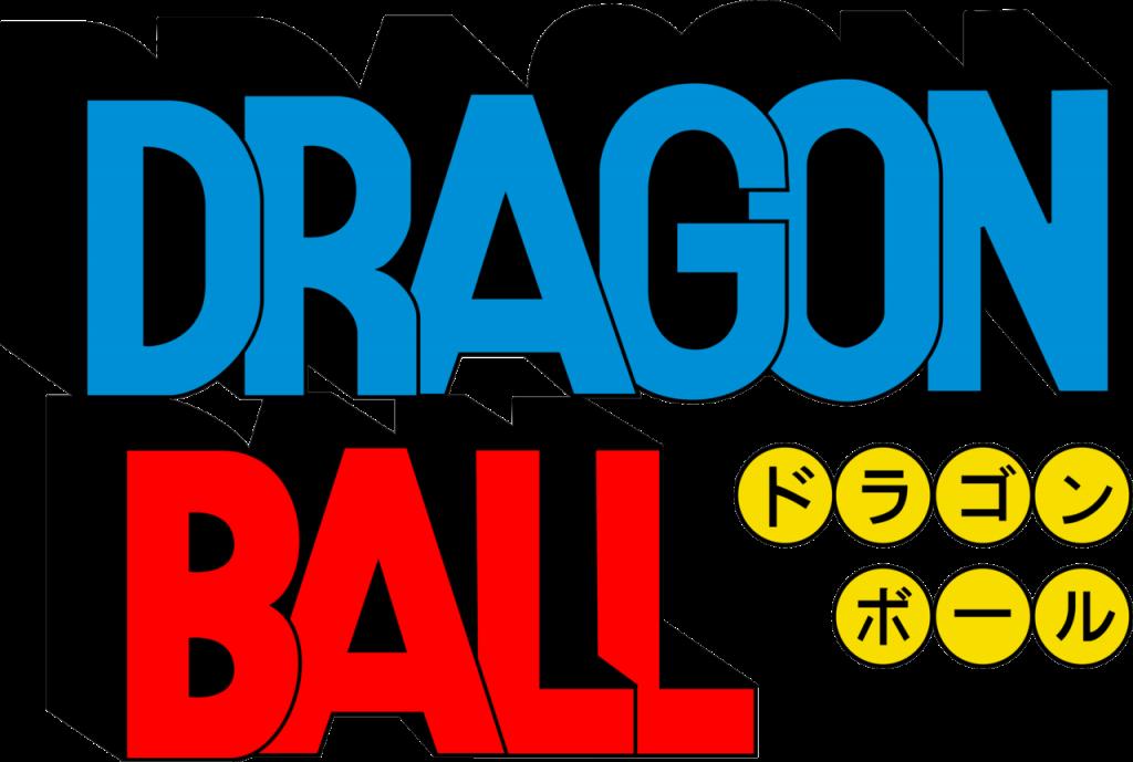 Logo manga japonés Dragon Ball