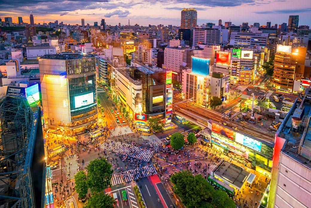 Estudiar en japón en 2020, Tokio