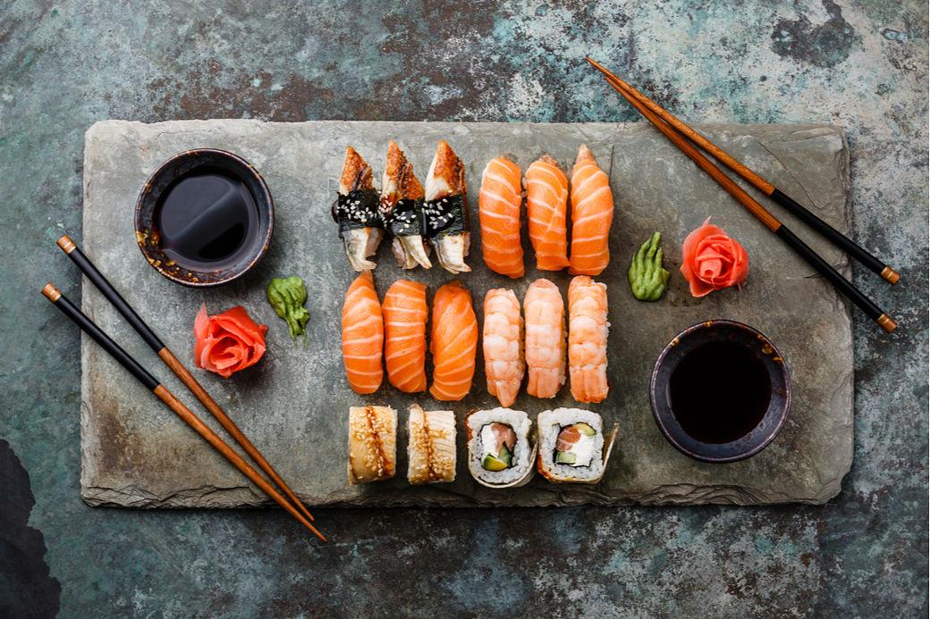 Sushi más caro del mundo